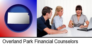 Overland Park, Kansas - a financial counseling session